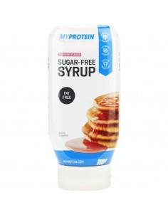 Chocolate syrup zero fat 355 ml.