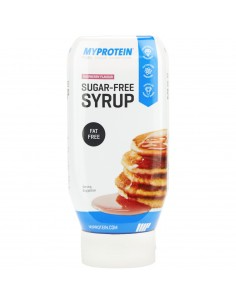 MySyrup Lampone Sciroppo Senza Zucchero