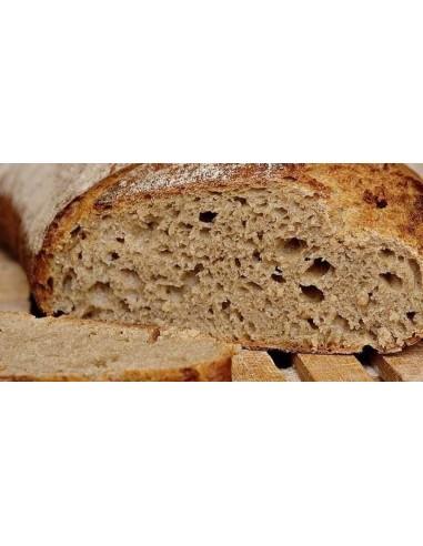 Pane con Semola, Grano Khorasan, Grano Saraceno e Farro gr.500