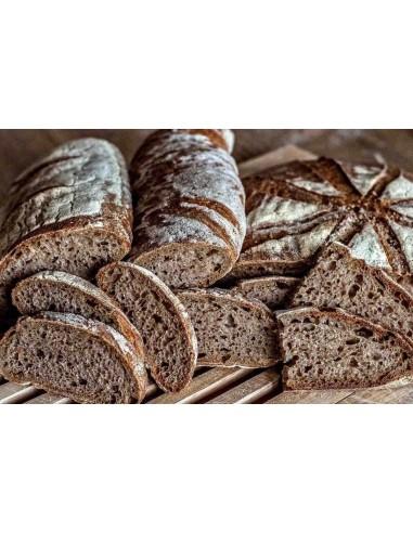 Pane Nero ricco di Fibre gr.500