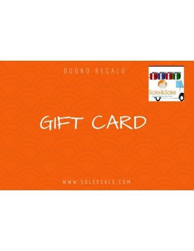 GIFT CARD -Buono Regalo Euro 50 euro