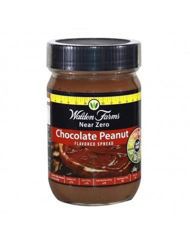 Crema di Arachidi al Cioccolato zero grassi Walden Farms