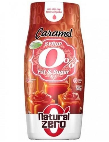 Sciroppo al CARAMELLO NZ Senza zucchero
