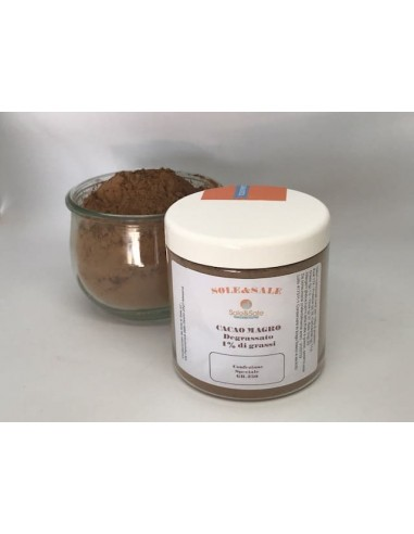 Cacao Magro 1% grassi  Gr. 250