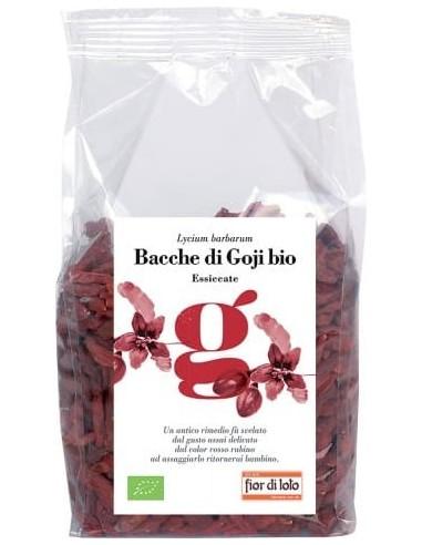 Bacche di Goji Biologiche Gr. 250