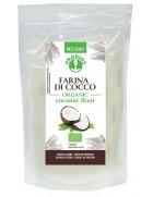 Farina di Cocco Bio ad alto contenuto di proteine gr. 250