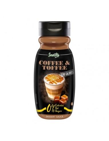 Sciroppo Caffè & Caramello zero grassi Servivita