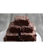 Preparato per Brownies con Gocce di Cioccolato fondente