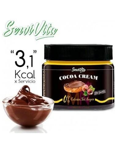 Crema al cacao spalmabile 0%