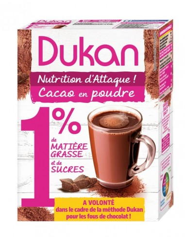 Cacao Magro Dukan 1% grassi Gr. 200