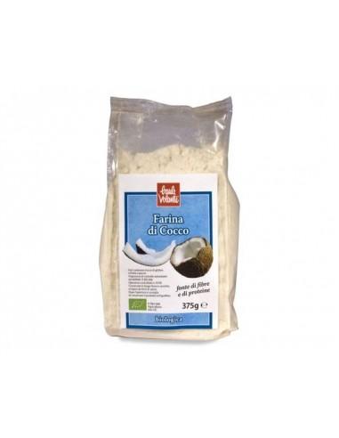 Farina di Cocco 375 g Bio Baule Volante