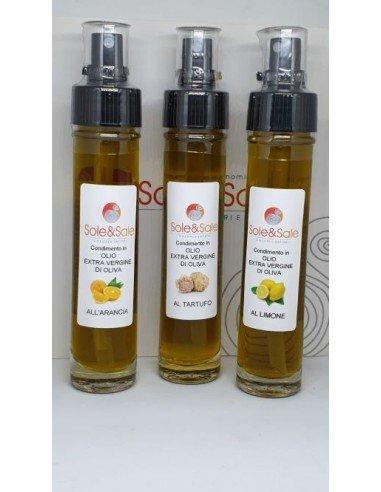 Olio extravergine d'oliva  Spray al tartufo