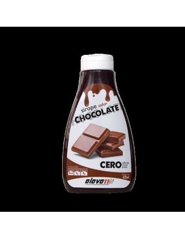 Cioccolato SCIROPPO ZERO 425ml EF