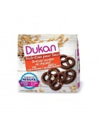 Bretzels al Cioccolato Dukan con Crusca d'Avena 100 g
