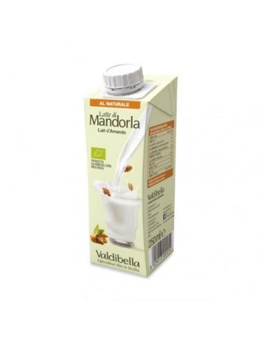 Latte di Mandorla senza zucchero Bio