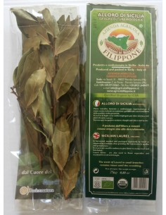 Sicily-Laurel Bio-25 grams.