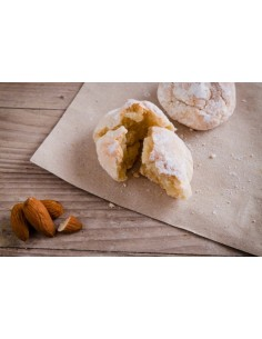 Sicilian almond cookies or Almond Paste
