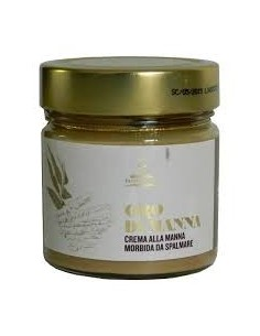 Manna Manna cream 180 g gold Fiasconaro